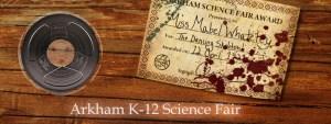 Arkham k-12 Science Fair