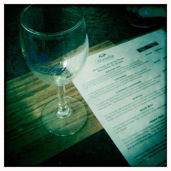 Burnley Vineyards
