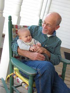 You are so funny Grandpa!