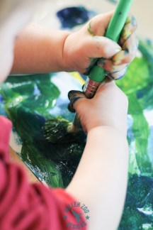 Painting With Tempra Paint (15 of 22)