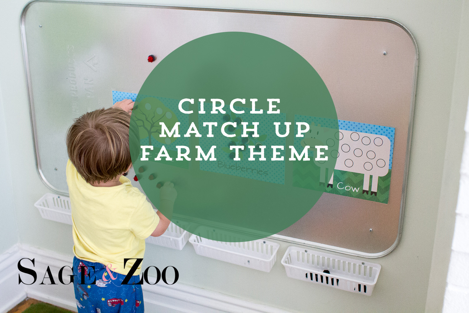 Circle-Match-For-Toddlers