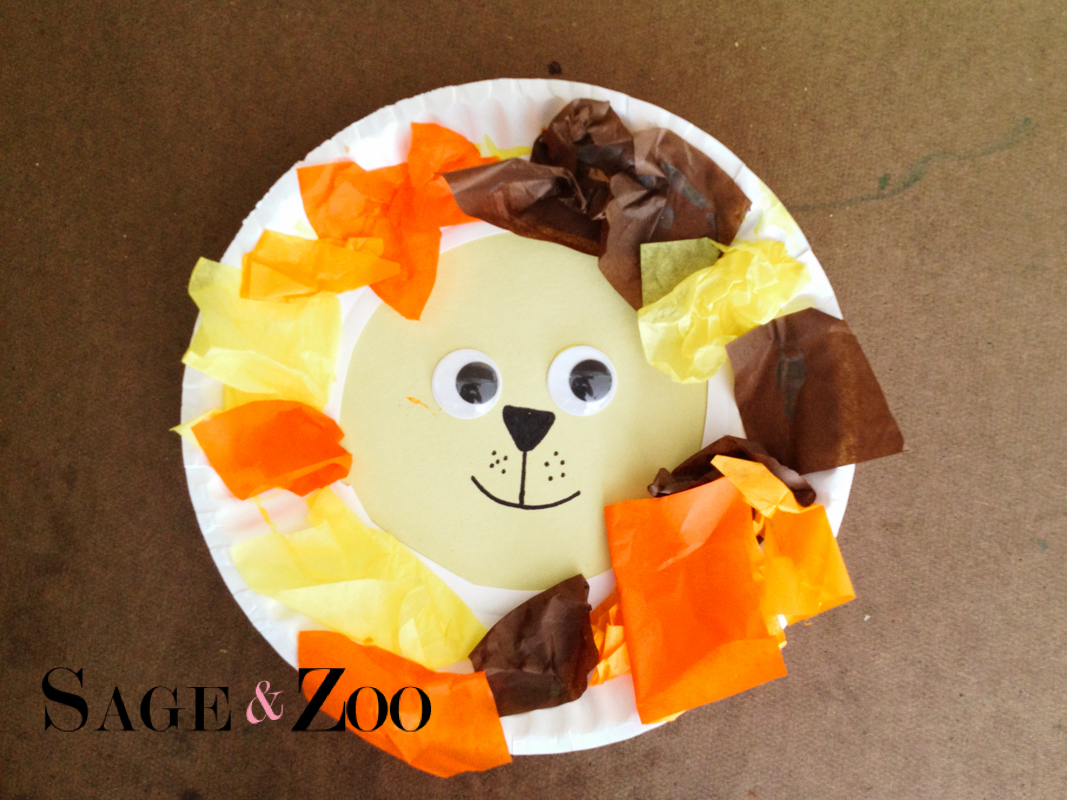 Zoo Crafts For 2 Year Olds Crafting