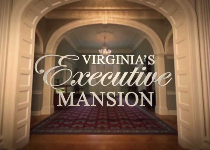 First House – Virginia's Executive Mansion