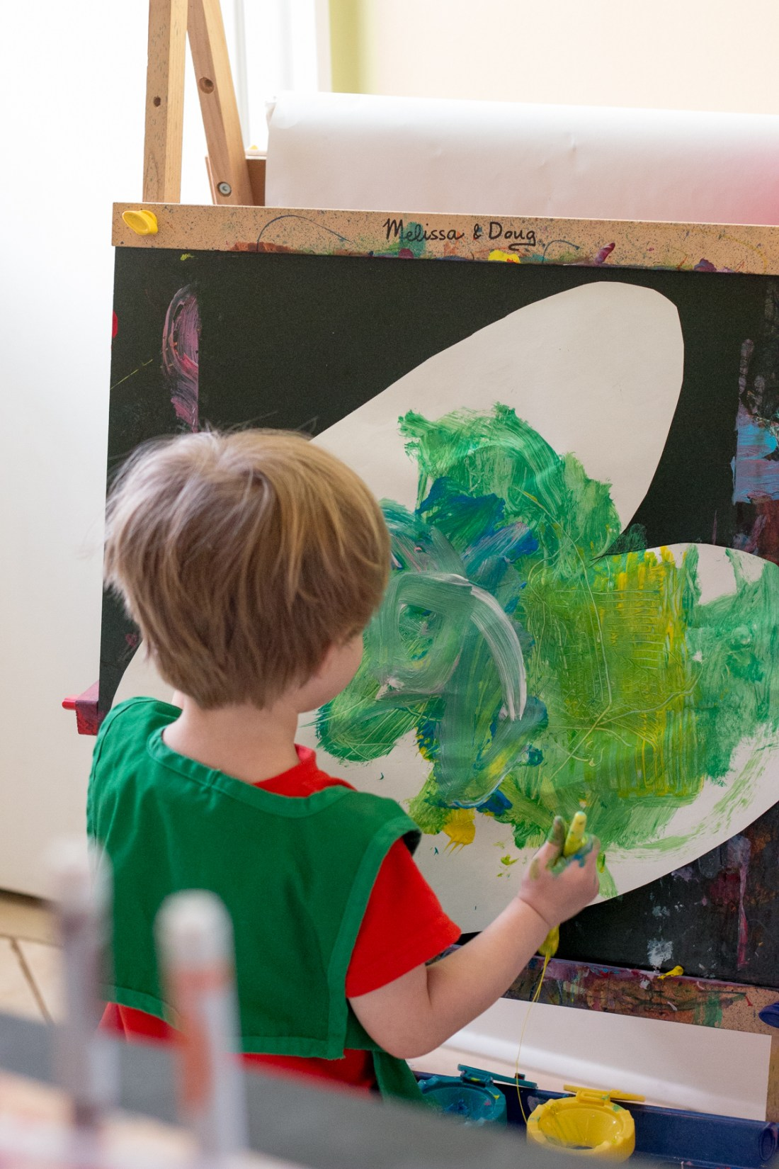 painting Lily pad-8