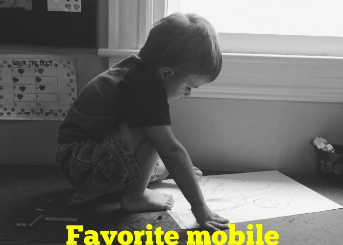 Favorite Mobile Photography Apps