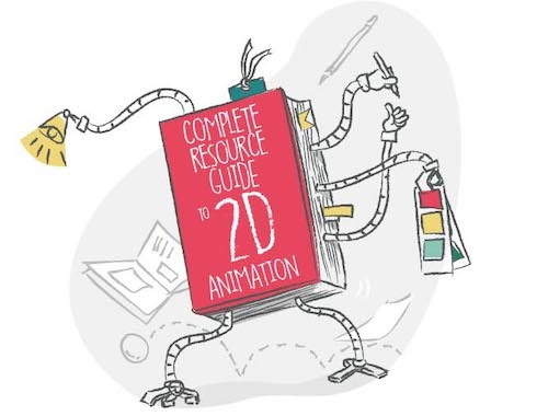 2D Animation Resource: The Complete List [2019] | Sage Animation