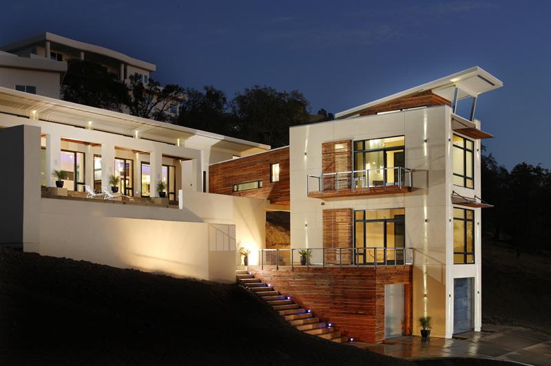 Spa House  El Dorado Hills California  Modern Home