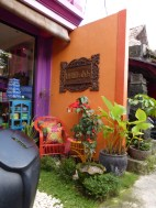 A shop for tourists