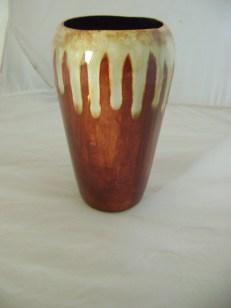 Flat Top Vase