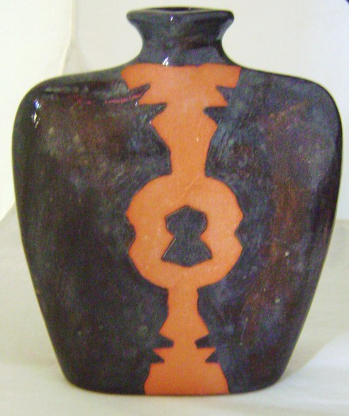 Keyhole Envelop Vase