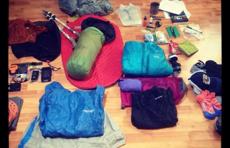 Backpack Gear Tour