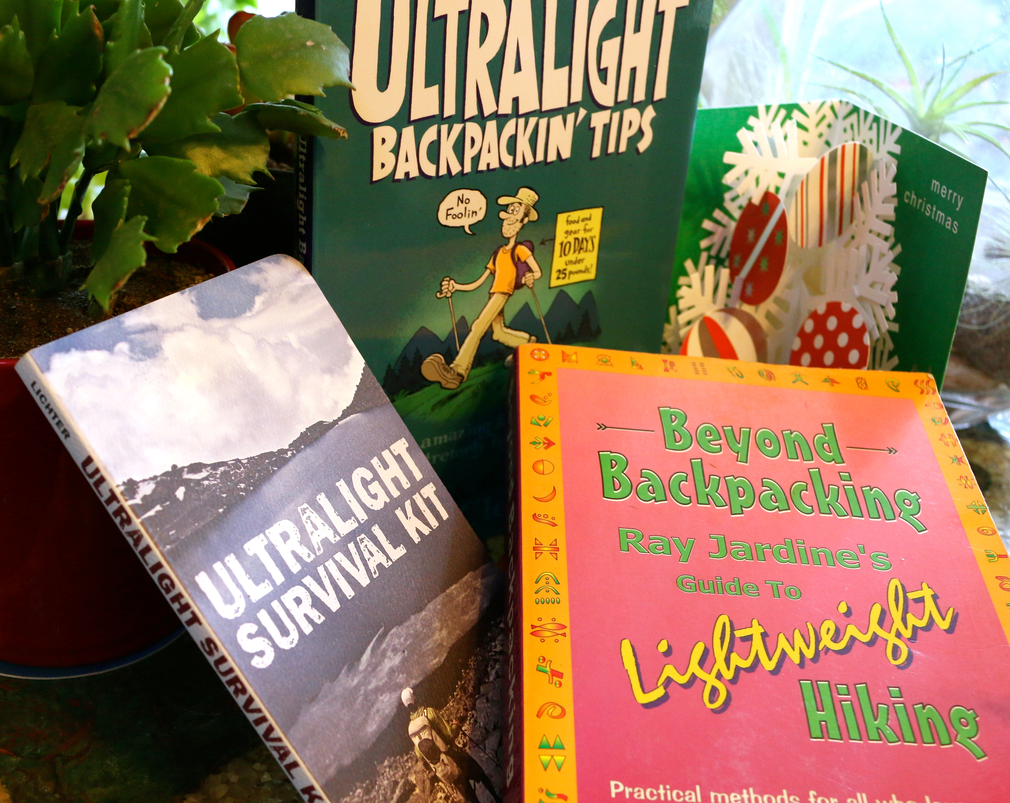 12 Gifts for Hikers, day 5