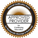 ApprovedProviderForCE