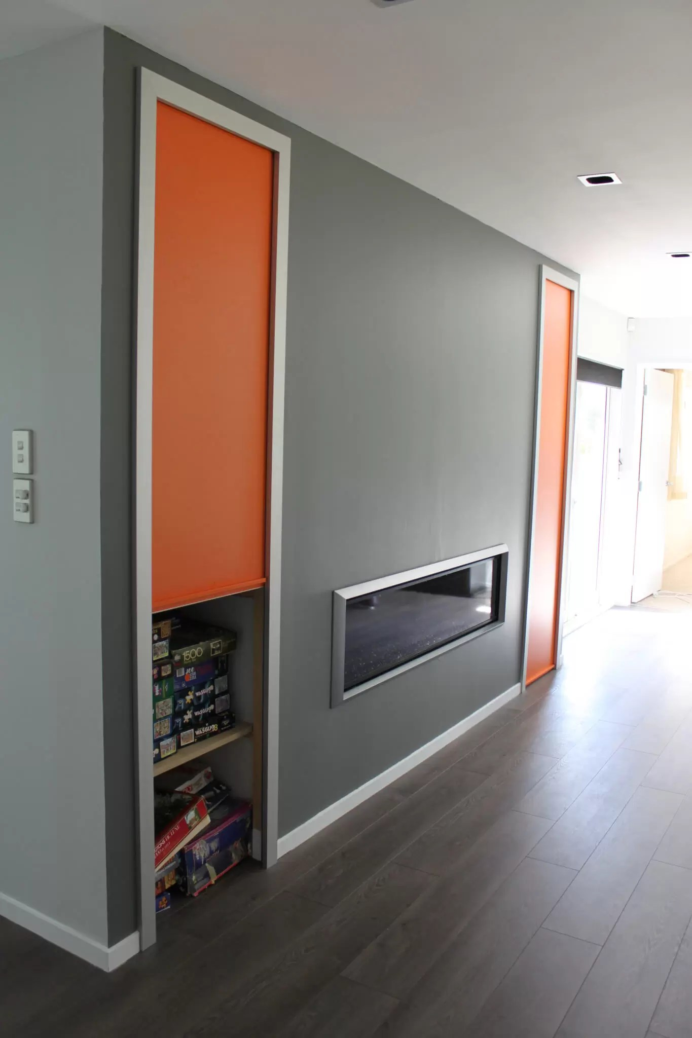 Roller Doors  what would you store behind your door