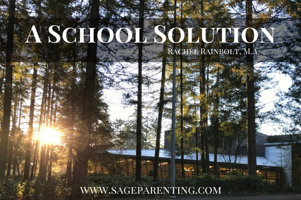 A School Solution