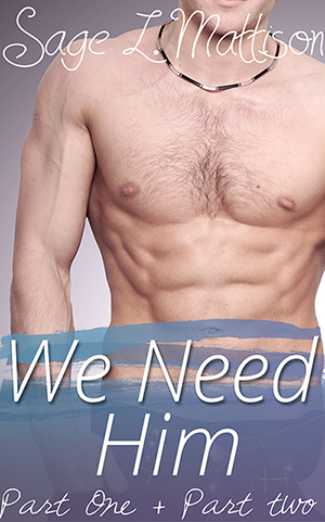 We Need Him Part 1+2 Bundle by Sage L Mattison