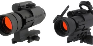 Reflex red dot and holographic sights