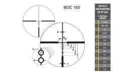 Nikon P-TACTICAL 2-7x32 Rimfire BDC 150