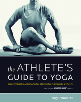 The Athlete's Guide to Yoga Book Cover