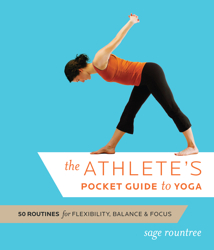 The Athlete's Pocket Guide to Yoga Cover