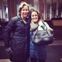 Sarah Bowen Shea and me