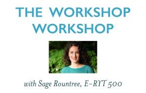 Workshop Workshop