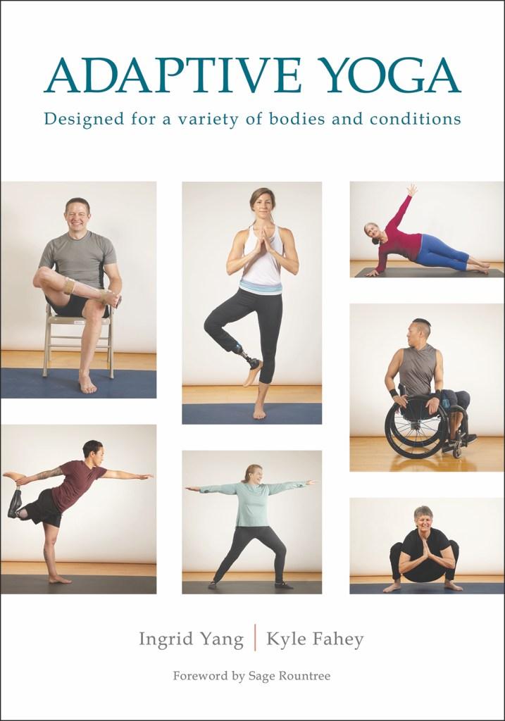 Cover of Adaptive Yoga