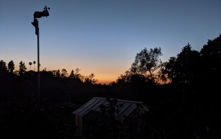 Last summer sunset of 2021