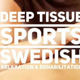 deep tissue massage marble falls sports massage swedish massage