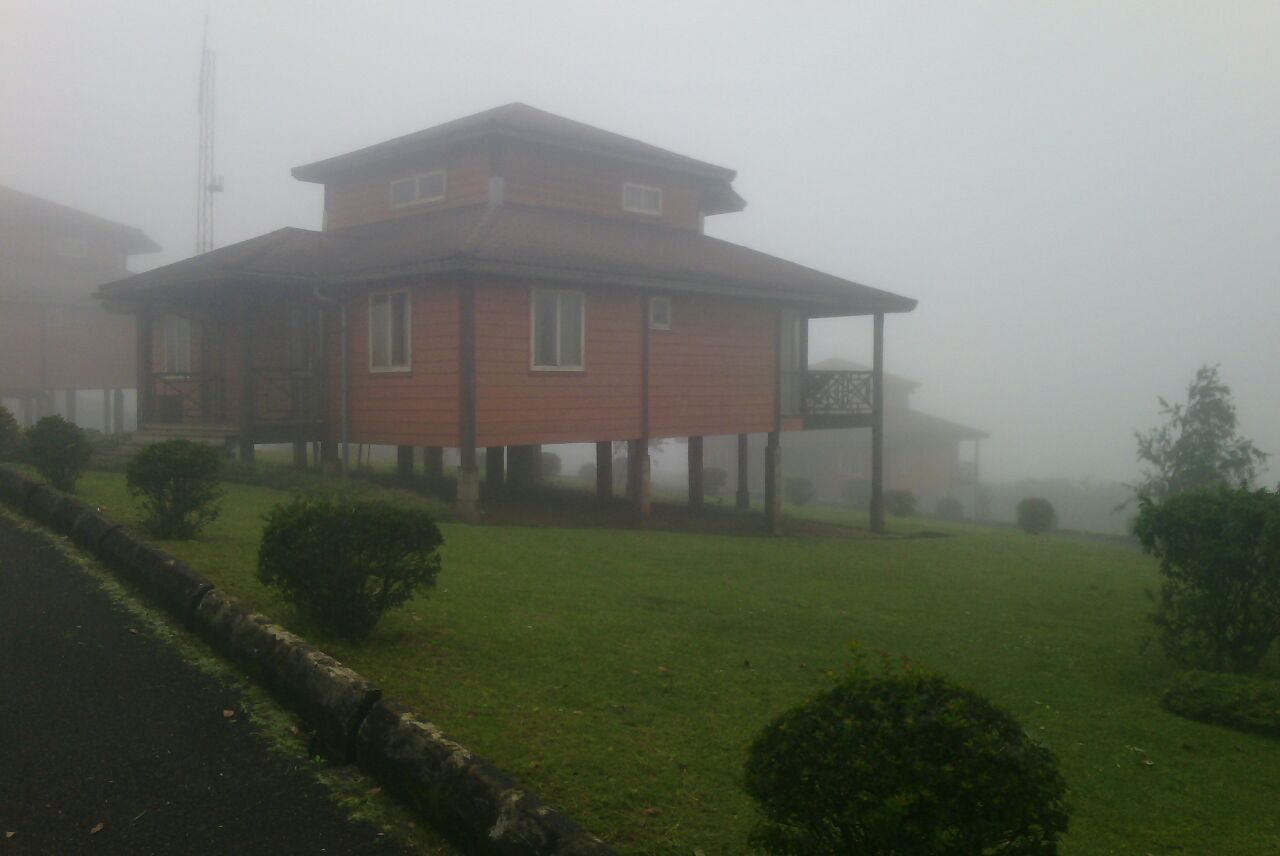 Mountain villa at Obudu cattle Ranch