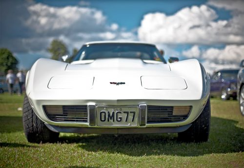 Corvette Car