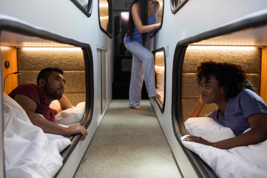 "Would You Take An Overnight Trip With This Kind Of Bus ""Moving Hotel"" In Nigeria?"