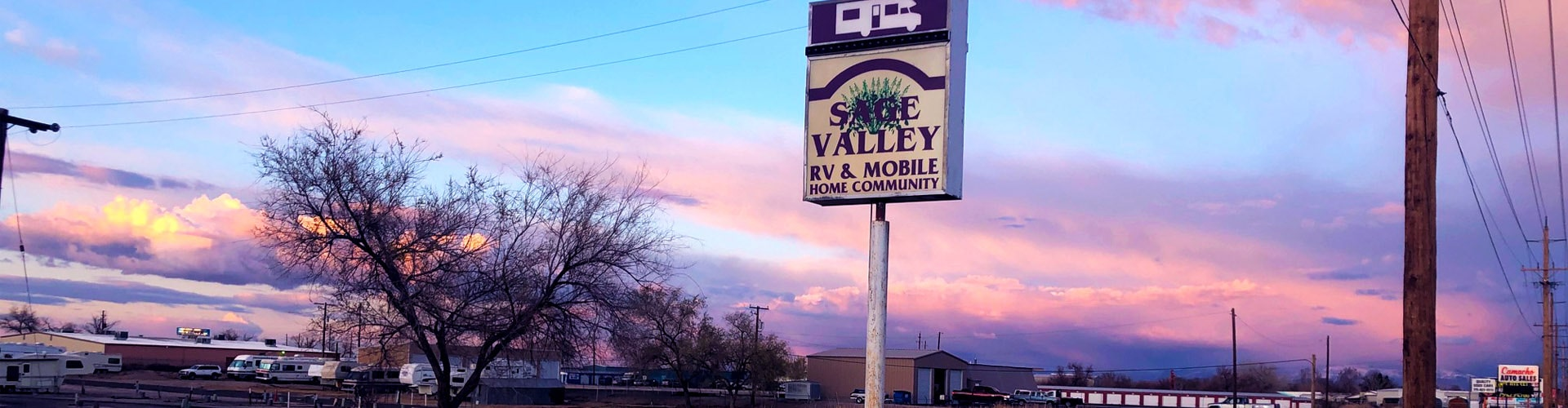 Sage Valley RV Park | Mobile Homes | Carson City, NV