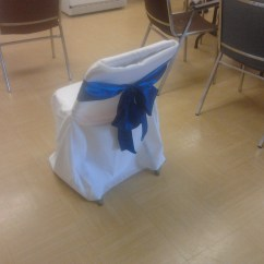 Pale Blue Chair Covers And 1 2 With Ottoman 30 White Universal Royal Satin