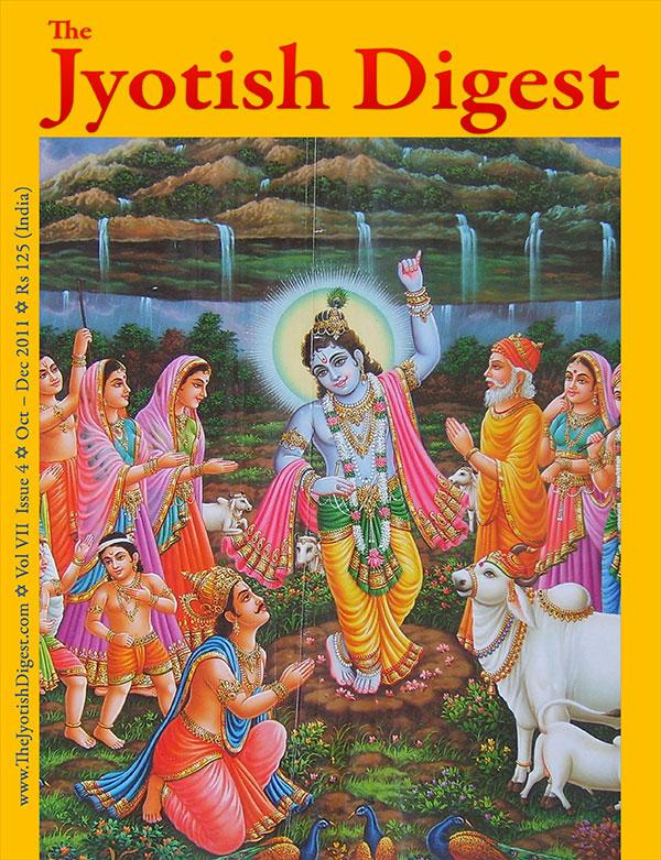 Jyotish Digest Oct 2011