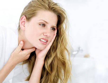 Boğaz ağrısı 2