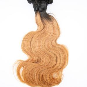 Blond Ondulé