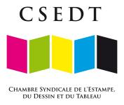 CSEDT - La Chambre Syndicale de l'Estampe, du Dessin et du Tableau