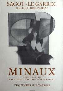 André Minaux - Février 1983