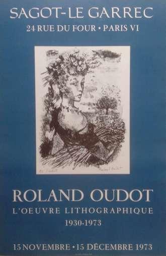 Roland Oudot - Novembre 1973
