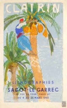 Pierre-Eugène Clairin - Mars 1955