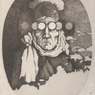 Enrique Marin - Retrato horizontal