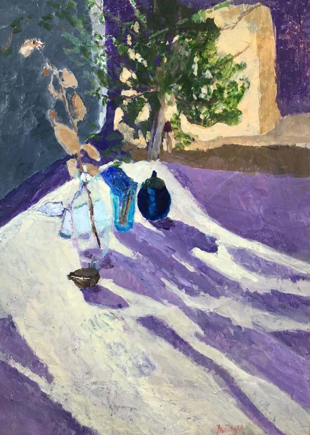 Maïlys Seydoux Dumas - La branche et la fougère