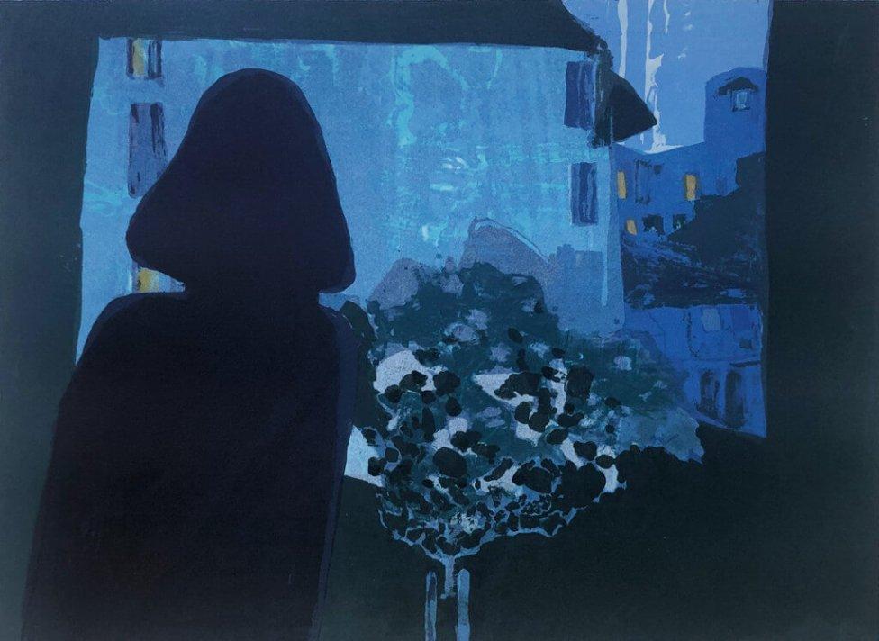 Maïlys Seydoux Dumas - Le bleu à soupirs