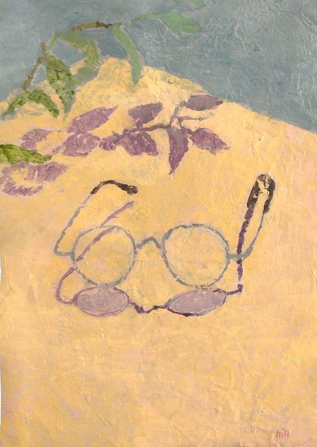 Maïlys Seydoux Dumas - Les lunettes