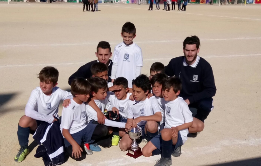 Campeón-Liga-2017-Benjamín-Colegio-Sagrada-Familia-de-Elda
