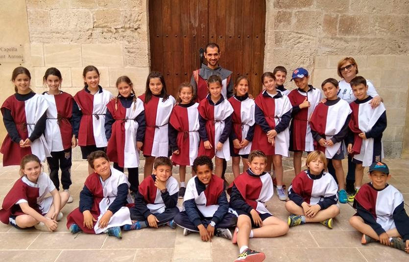 Excursión-Cocentaina-Colegio-Sagrada-Familia-de-Elda