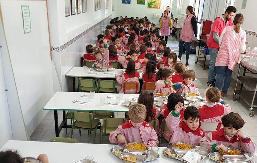 Comedor-escolar-Colegio-Sagrada-Familia-de-Elda
