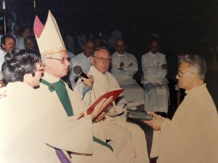Ordenação Diaconal com Dom Afonso