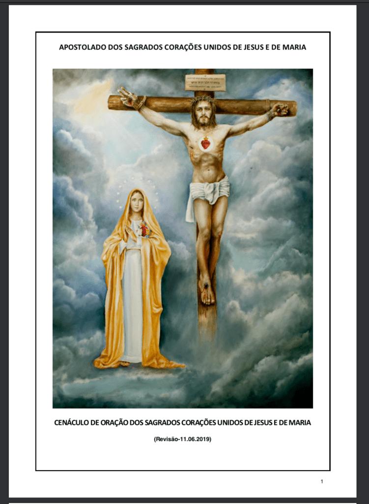 Cenáculo de Oração aos Sagrados Corações Unidos de Jesus  e de Maria - Rev-11.06.2019 A-5